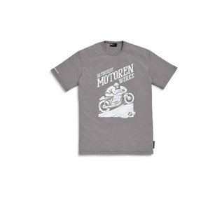 T-shirt Bergkoning heren