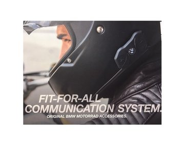 BMW communicatiesysteem Fit-for-All