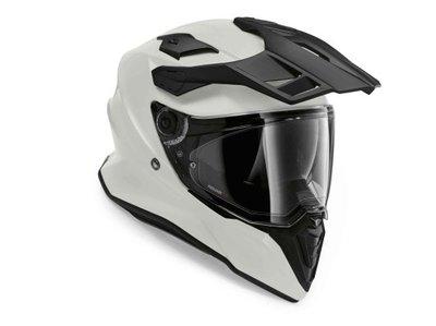BMW helm GS PURE Light White