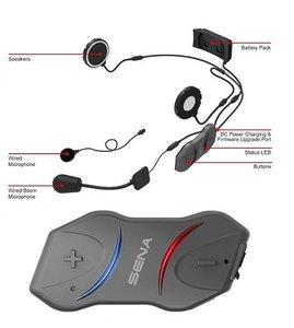 SENA 10R Bluetoothset solo 4.1