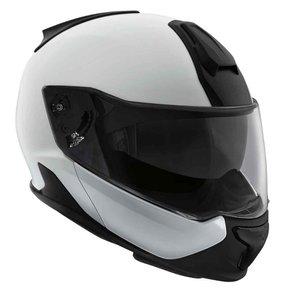 BMW Helm 7 Carbon Light white