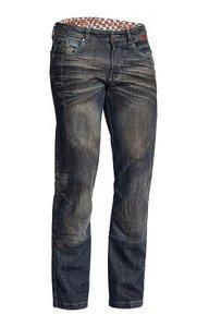 Lindstrands broek jeans Blaze blauw